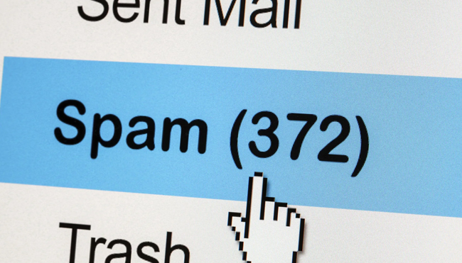 How to Stop Receiving Spam Emails