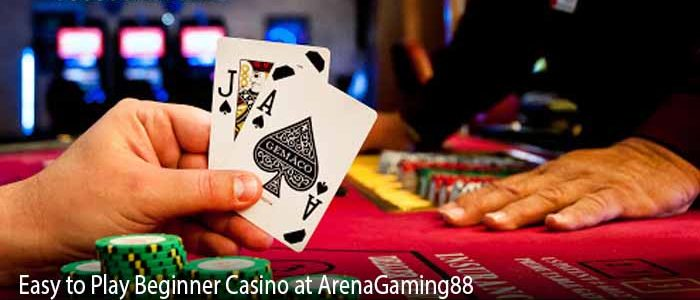 Easy to Play Beginner Casino at ArenaGaming88